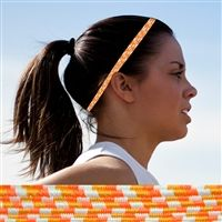 Bunji BAND Elastic Headbands for Athletes - Coral Bells exclusively from LuLaLax.com!