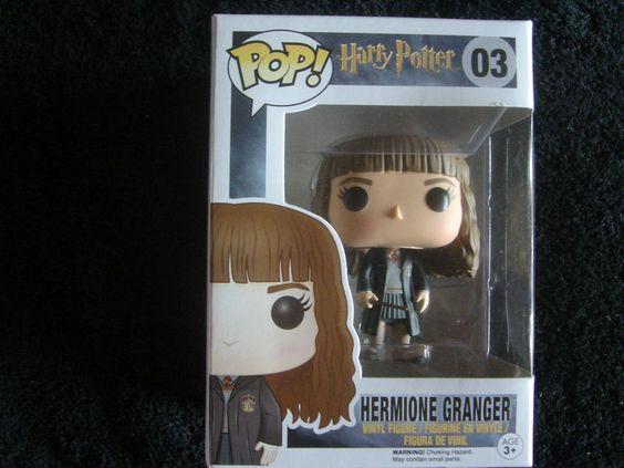 Funko POP Hermione Granger Vinyl Figure / Harry Potter