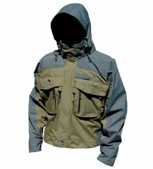 riverworks tongariro fly fishing wading jacket - waterproof, Fishing Gear
