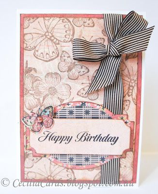 Cecilia's Cards: Cardmaker of the Year 2012 Competition