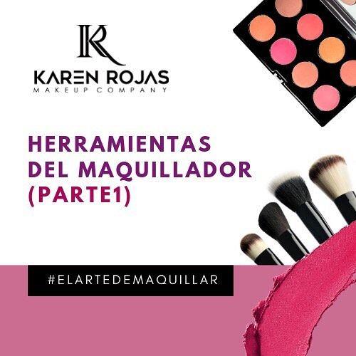 Karen Rojas Makeup Company On Instagram Conoce A Detalle Todas