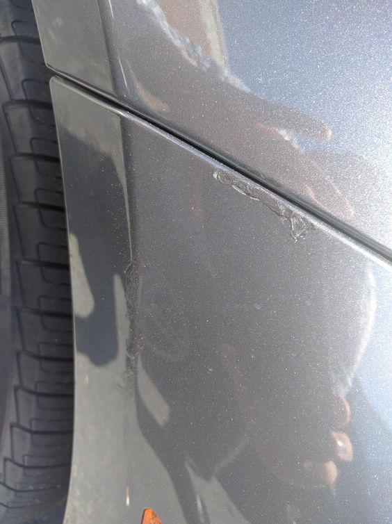 Should this have been fixed on a CPO? #BMW #cars #M3 #car #M4 #auto