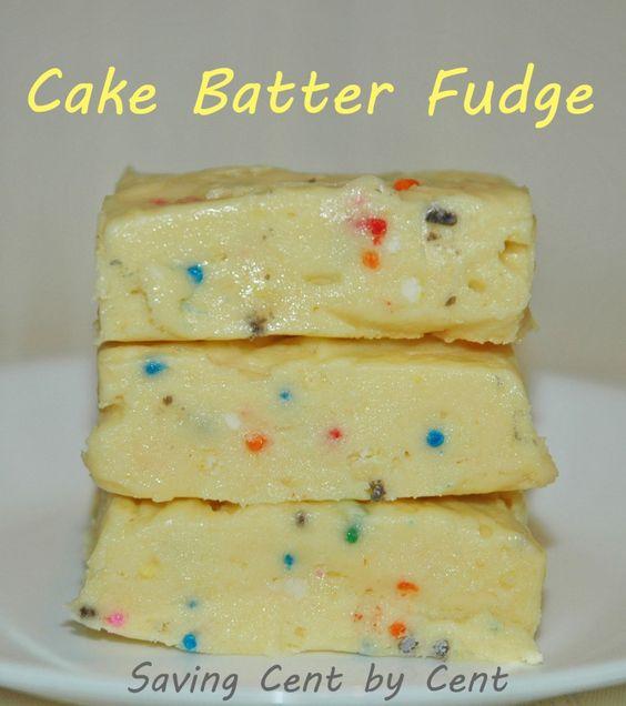Ten Cent Cake Recipe