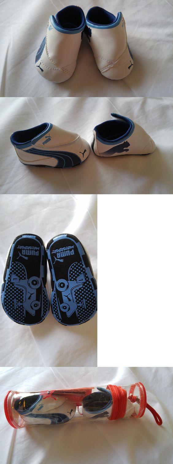 77ac1877 baby boy puma crib shoes