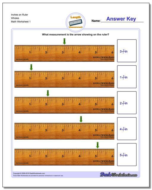 Https Www Dadsworksheets Com 3rd Grade Math Worksheets Inches Measurement Measurement Worksheets Measurement Worksheets Math Worksheet Ruler Measurements Inches reading tape measure worksheet