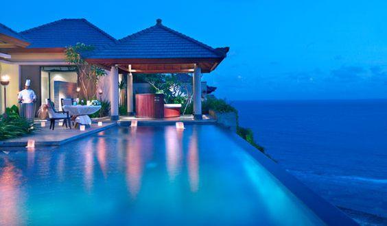 Liburan Semakin Menyenangkan Dengan Hotel Murah Di Bali Bathtub