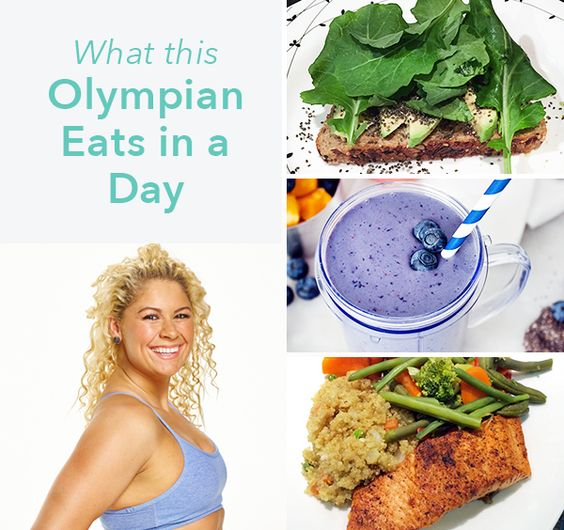 What Olympic Swimmer Elizabeth Beisel Eats in a Day