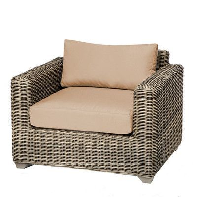 Found it at Wayfair - Cape Cod Club Chair with Cushion