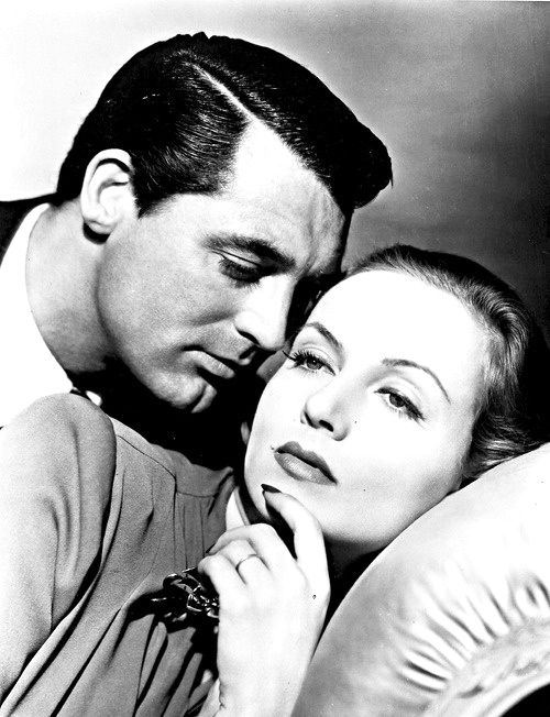 Cary Grant and Carole Lombard in In Name Only (1939).