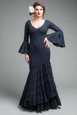 Image result for vestido flamenca amarillo