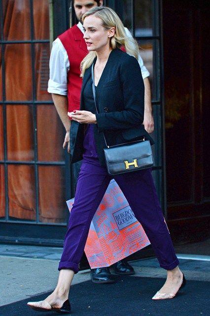 New York – September 25 2013  Diane Kruger.