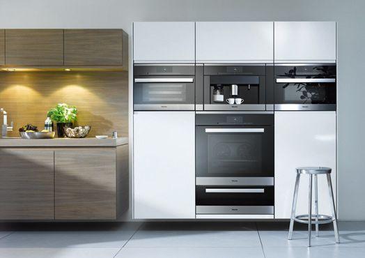 Miele CubiQ Kitchen Renovation Ideas Pinterest - miele k chen einbauger te