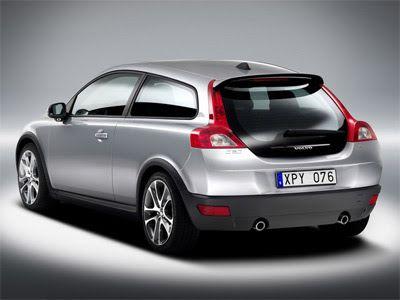 Volvo c30...cute