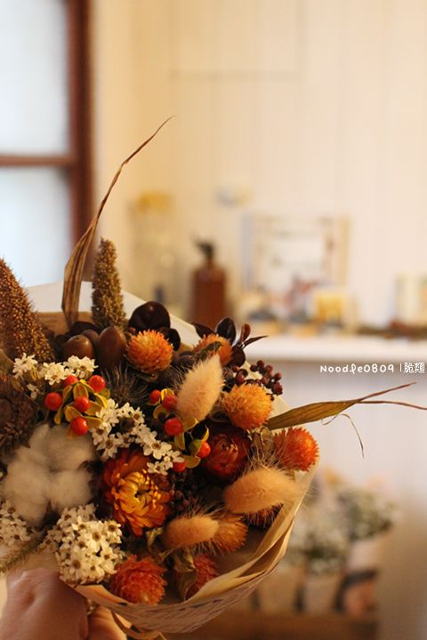 2011-1025-[手作]秋天玩果實花束0-1.jpg