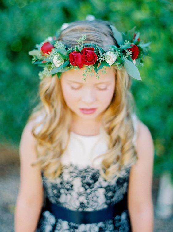 wedding hairstyle idea; featured photographer: Elyse Hall Photography
