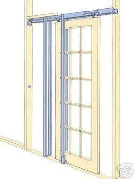 C mo instalar el marco de una puerta corredera - Como instalar una puerta corredera ...