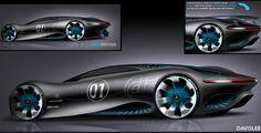 Mercedes Vision GT