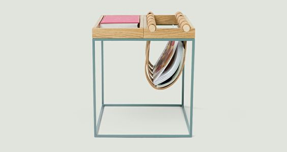 Readers Side Tables