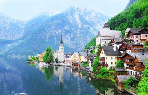 ヨーロッパの街並み高画質画像まとめ!映画やおとぎ話にでてきそうな素敵な景色満載!!