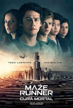 Maze Runner A Cura Mortal 2018 Dublado Filme Online Com