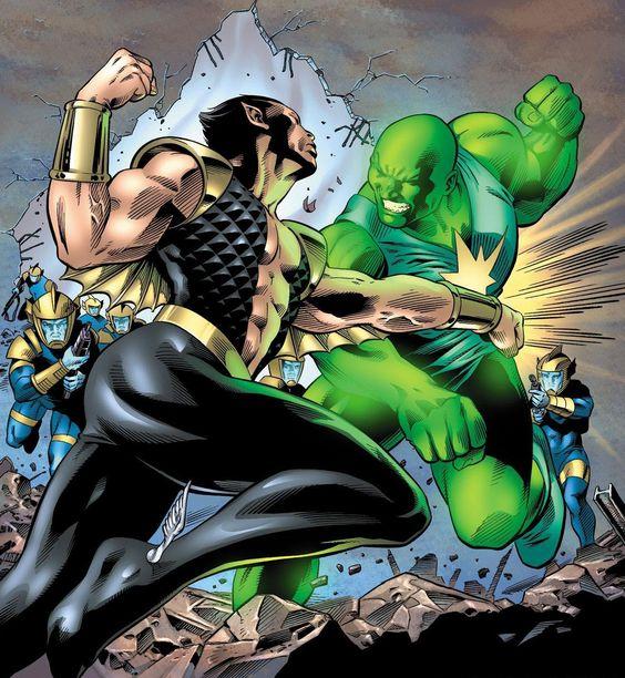 Znalezione obrazy dla zapytania radioactive man marvel comics first appearance