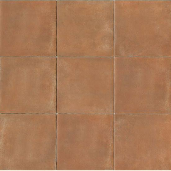 Cotto Nature 14 X 14 Floor Wall Tile In Siena Terracotta Tiles Tiles Flooring