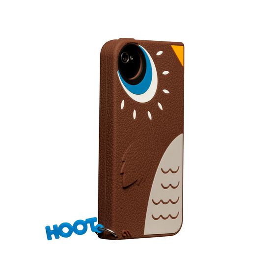 {Hoot Case for iPhone 4 / 4S} such a cute owl iPhone case!