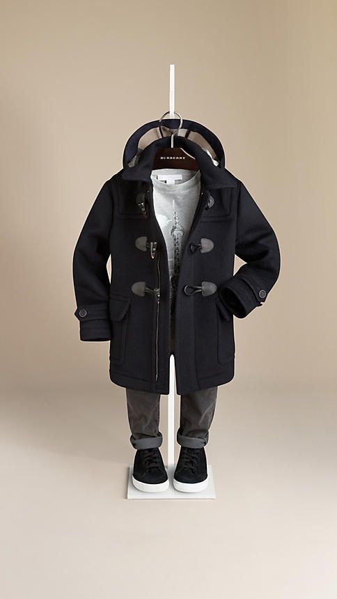 Boys&39 Clothing | Burberry | Little boys fashion Wool and Boys
