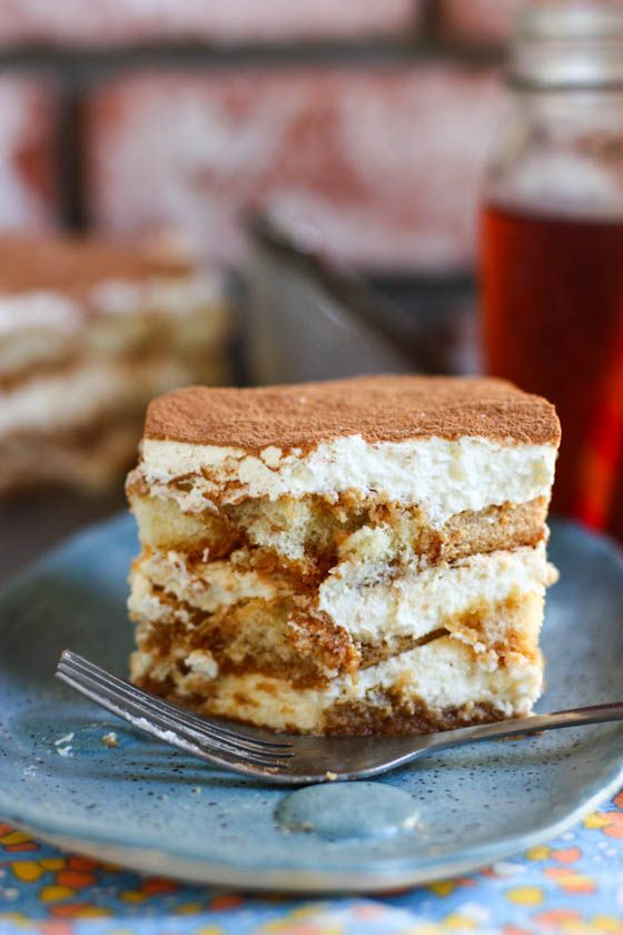 Sweet Tea Tiramisu from @Jenna (Eat, Live, Run)