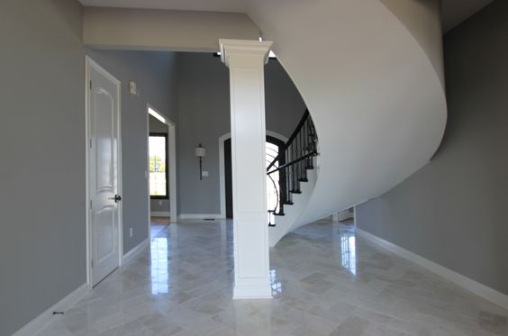 New Home Staircase: www.carringtonhomes.com