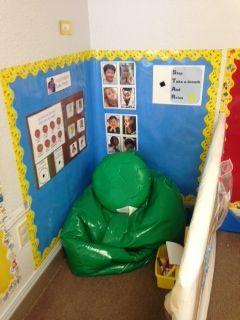 Safe Place In Danielle Clark S Pk Class Austin Isd