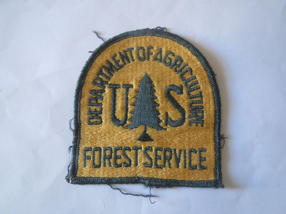 US Dept Agriculture Forest Service my collection