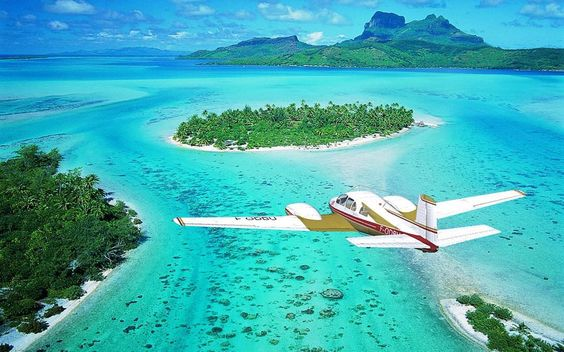 My dream since I was a kid - not the plane but the island.  What is yours? - #noble_commitment #dream #island #photo #photography #photooftheday #picoftheday #like4like #likeforlike #instagood #love #life