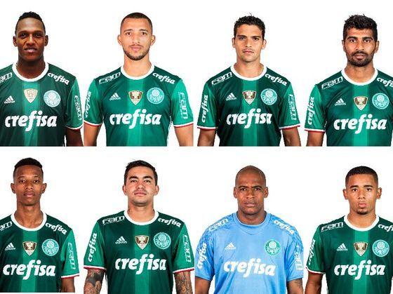 Que Jogador do Palmeiras você seria? Faça o teste!