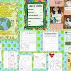 This 12 page product includes:   -nonfiction informational article about Earth Day, with nonfiction text features such as captions, titles, bold te...