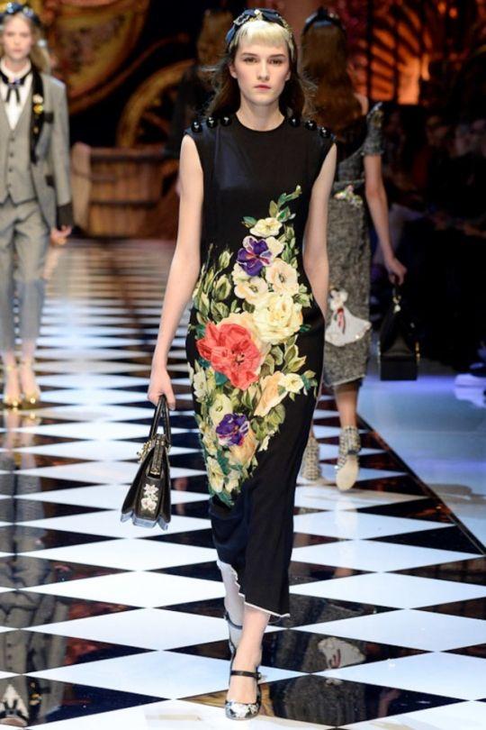 Dolce & Gabbana ready-to-wear autumn/winter '16/'17: