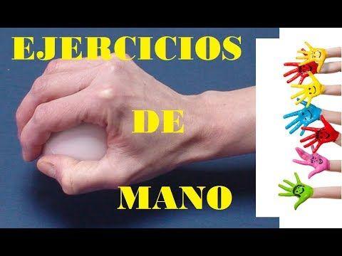 Ejercicios Movilización Activo Asistidos En Muñeca Manos Y Dedos Youtube Ejercicios Manos Fractura De Muñeca