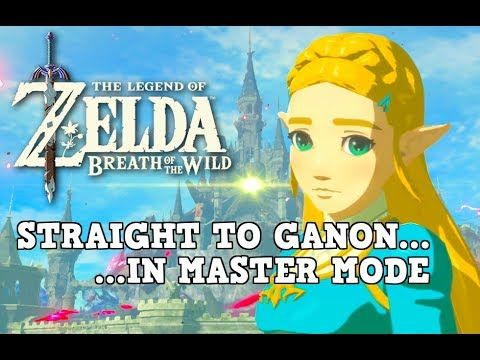 How To Get Master Mode In Breath Of The Wild