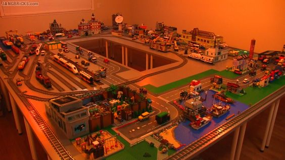 LEGO city update Mar. 7, 2015
