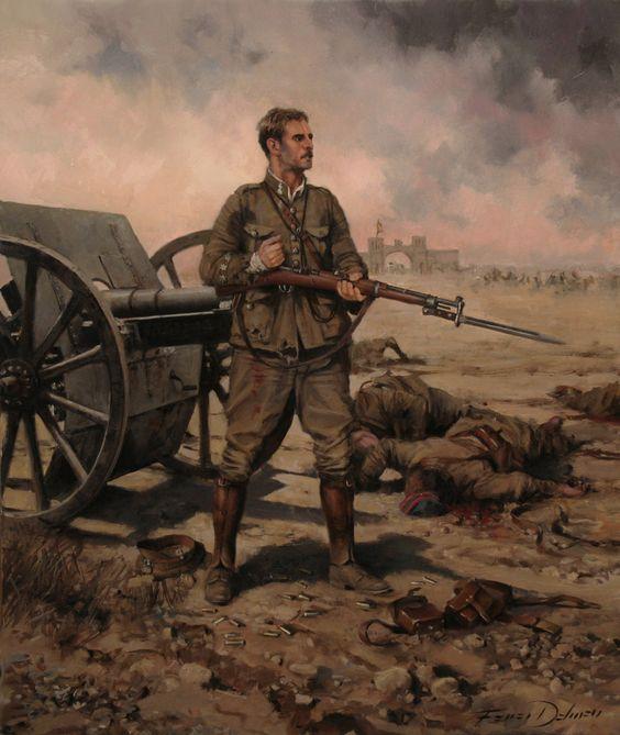 ===La guerra en la pintura=== - Página 2 1afd8211a91c56b67c123dc648f3fd4e