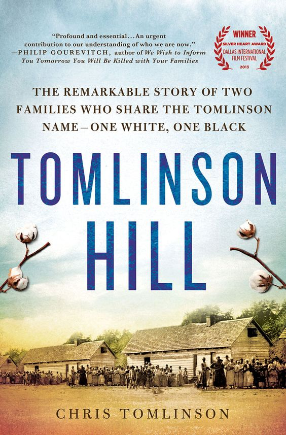I am a fifth-generation Texan who is the descendant of slave holders. When the slaves my family held became free, they took the Tomlinson name. Since I was a child, I have tried to understand what this legacy means for me and for the African American Tomlinsons. Tomlinson Hill tells the story of these two families: one African-American, one Anglo, with the same name and heritage.