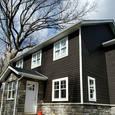 Buchner Manufacturing Buchnermanufacturing Instagram Photos And Videos Grey Siding Manufacturing Local Contractors