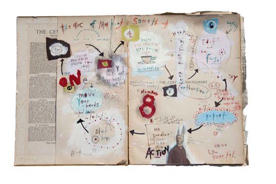 the art of making something by Lynn Whipple