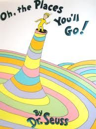 By Dr. Seuss. Inspiration can never be too early =)