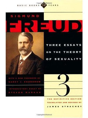 sigmund freud 3 essays on the theory of sexuality