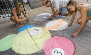 Chalk Fest @ Menomonie Public Library July 11th at 4pm
