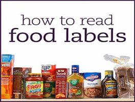 How to read food labels!