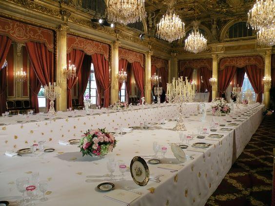 """Casamento e outras festas na Cote D'Azur : Uso de talheres e outras """"etiquetas"""" à mesa"""