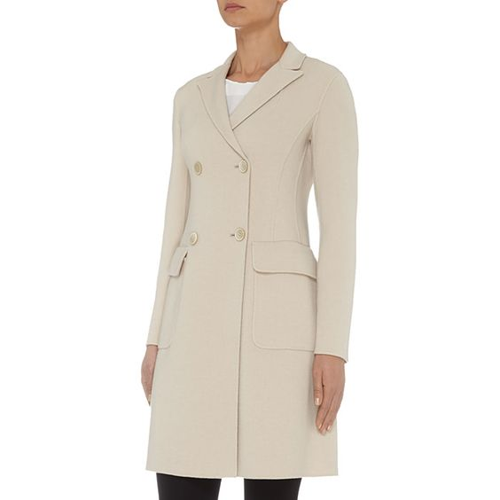 WEEKEND MAX MARA&quot Volante Double Breasted Coat at Brown Thomas