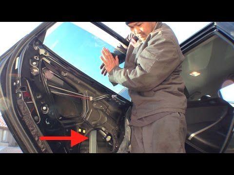 Easy Rear Window Motor Regulator Replacement 12 16 Hyundai Accent Fix It Angel Youtube Hyundai Accent Rear Window Hyundai